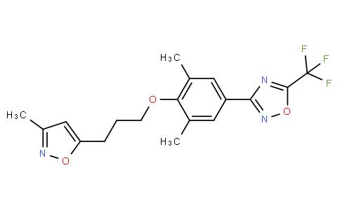 17030111 - Pleconaril | CAS 153168-05-9