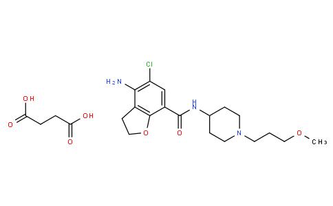 1791516 - 琥珀酸普卡比利 | CAS 179474-85-2