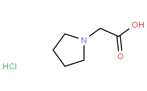 92206 - Pyrrolidin-1-yl-acetic acid hydrochloride | CAS 6628-74-6