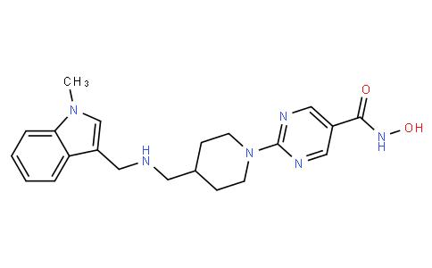 122821 - Quisinostat | CAS 875320-29-9