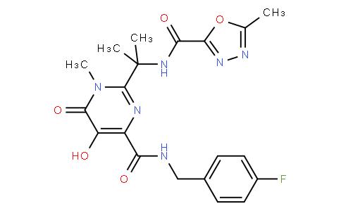 010412 - Raltegravir | CAS 518048-05-0