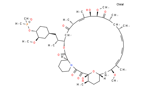 123018 - Ridaforolimus | CAS 572924-54-0