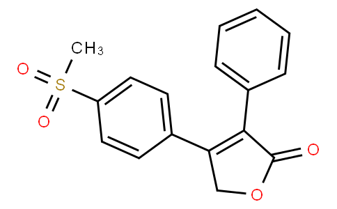 122837 - Rofecoxib | CAS 162011-90-7