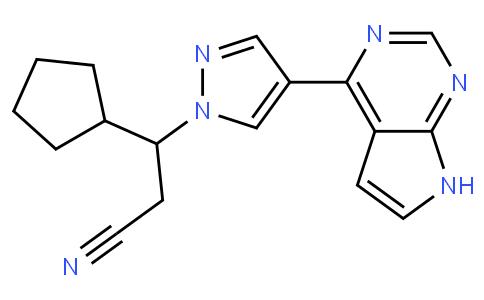 01118 - Ruxolitinib | CAS 941678-49-5