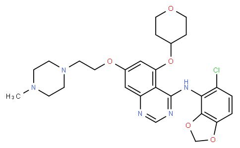 122913 - Saracatinib | CAS 379231-04-6