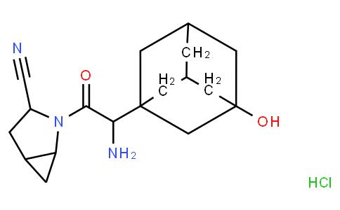 010417 - Saxagliptin hydrochloride | CAS 709031-78-7