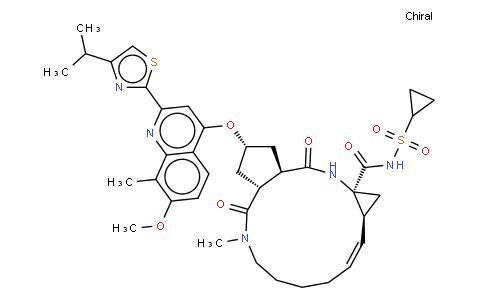 16062201 - Simeprevir | CAS 923604-59-5