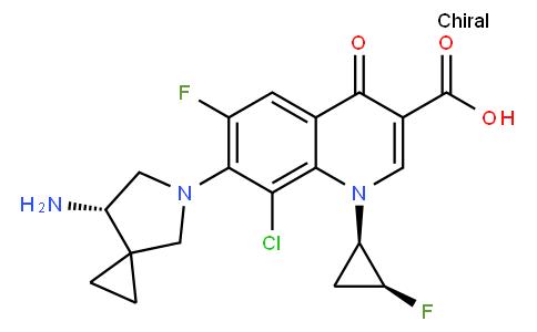 17011706 - Sitafloxacin anhydrous | CAS 127254-12-0