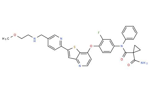 178906 - Sitravatinib (MGCD516) | CAS 1123837-84-2