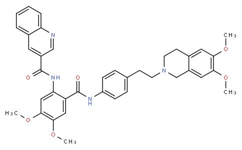 111911 - Tariquidar | CAS 206873-63-4