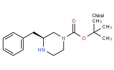 81904 - Tert-butyl (3S)-3-benzylpiperazine-1-carboxylate | CAS 475272-55-0