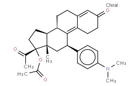 16122843 - Ulipristal acetate | CAS 126784-99-4