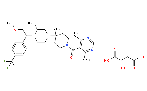 122219 - Vicriviroc Malate | CAS 541503-81-5
