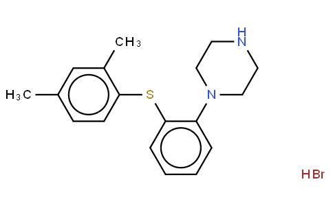 52716 - Vortioxetine hydrobromide | CAS 960203-27-4