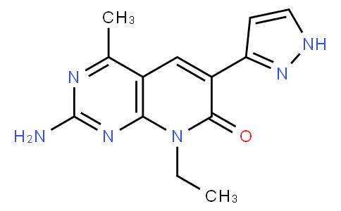 160926001 - Voxtalisib ( XL-765) | CAS 934493-76-2