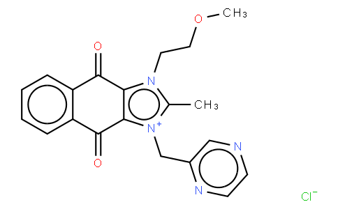 6111414 - YM-155 hydrochloride | CAS 355406-09-6