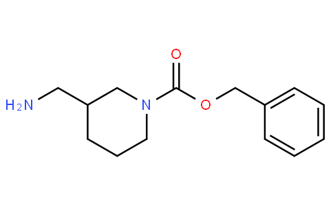 81802 - benzyl 3-(aminomethyl)piperidine-1-carboxylate | CAS 315717-76-1