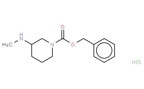 81811 - benzyl 3-(methylamino)piperidine-1-carboxylate,hydrochloride | CAS 1179359-63-7