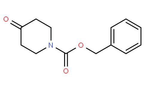 81807 - benzyl 4-oxopiperidine-1-carboxylate | CAS 19099-93-5