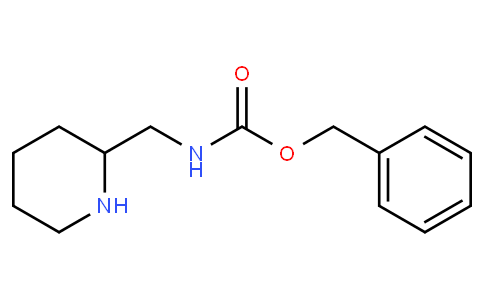 81801 - benzyl N-(piperidin-2-ylmethyl)carbamate | CAS 184044-09-5