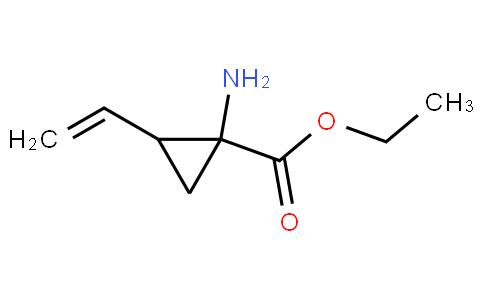 92209 - ethyl 1-amino-2-ethenylcyclopropane-1-carboxylate | CAS 787548-29-2