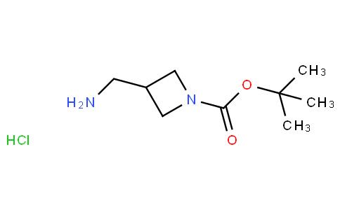 81723 - tert-Butyl 3-(aminomethyl)azetidine-1-carboxylate hydrochloride | CAS 1173206-71-7